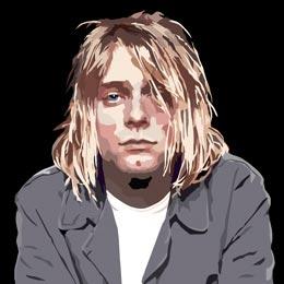 Big Art Icons: Kurt Cobain