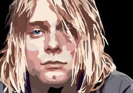 Big Art Icons: Kurt Cobain