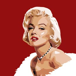 Big Art Icons: Marilyn Monroe