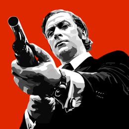 Big Art Icons: Michael Caine