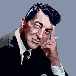 Big Art Icons: Dean Martin
