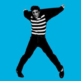Big Art Icons: Elvis III