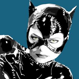 Big Art Icons: Catwoman