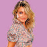 Big Art New: Cameron Diaz