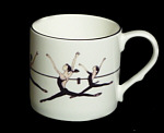 J Williams Mugs: Ballet Class
