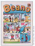 Comic Prints: The Beano 1968