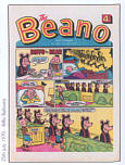 Comic Prints: The Beano 1970