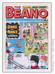 Comic Prints: The Beano 1976