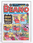 Comic Prints: The Beano 1984