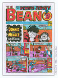 Comic Prints: The Beano 1986