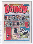 Comic Prints: The Dandy 1976 May