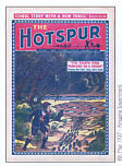Comic Prints: The Hotspur 1937