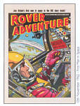 Comic Prints: Rover Adventure 1962