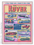 Comic Prints: The Rover 1951