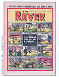 Comic Prints: The Rover 1962
