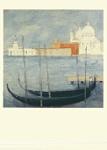 Bernard Cathelin: La Dogana Da Mar