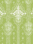 French Lace: Green