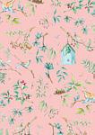 Anita Jeram: Birds - Pink