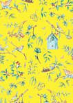 Anita Jeram: Birds - Yellow