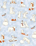 Christmas Wrap: Polar Bears