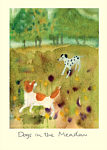 Anna Shuttlewood: Dogs in Meadow