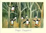 Anna Shuttlewood: Forest Flappers