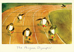 Anna Shuttlewood: The Penguin Olympics