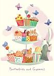 Anna Shuttlewood: Butterflies and Cupcakes