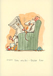 Anita Jeram: Men Can Multitask
