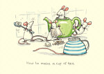 Anita Jeram: How To Make A Cup Of Tea