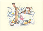 Anita Jeram: Hare Spray