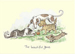 Anita Jeram: The Beautiful Game