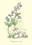 Anita Jeram: Forget me Not