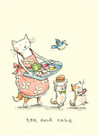 Anita Jeram: Tea And Cake