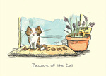 Anita Jeram: Beware Of The Cat