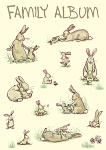 Anita Jeram: Family Album