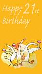 Anna Shuttlewood: 21st Birthday
