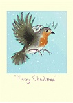 Julian Williams: Christmas Robin