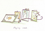 Anita Jeram: Christmas Card Games
