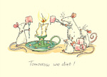 Anita Jeram: Tomorrow We Diet