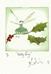 Julian Williams: Holly Fairy