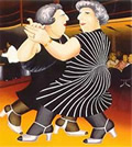 Beryl Cook: Dancing on the QE2