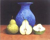 Terence Millington: Pear and Two Halves