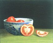 Terence Millington: Tomato, Half and Quarter